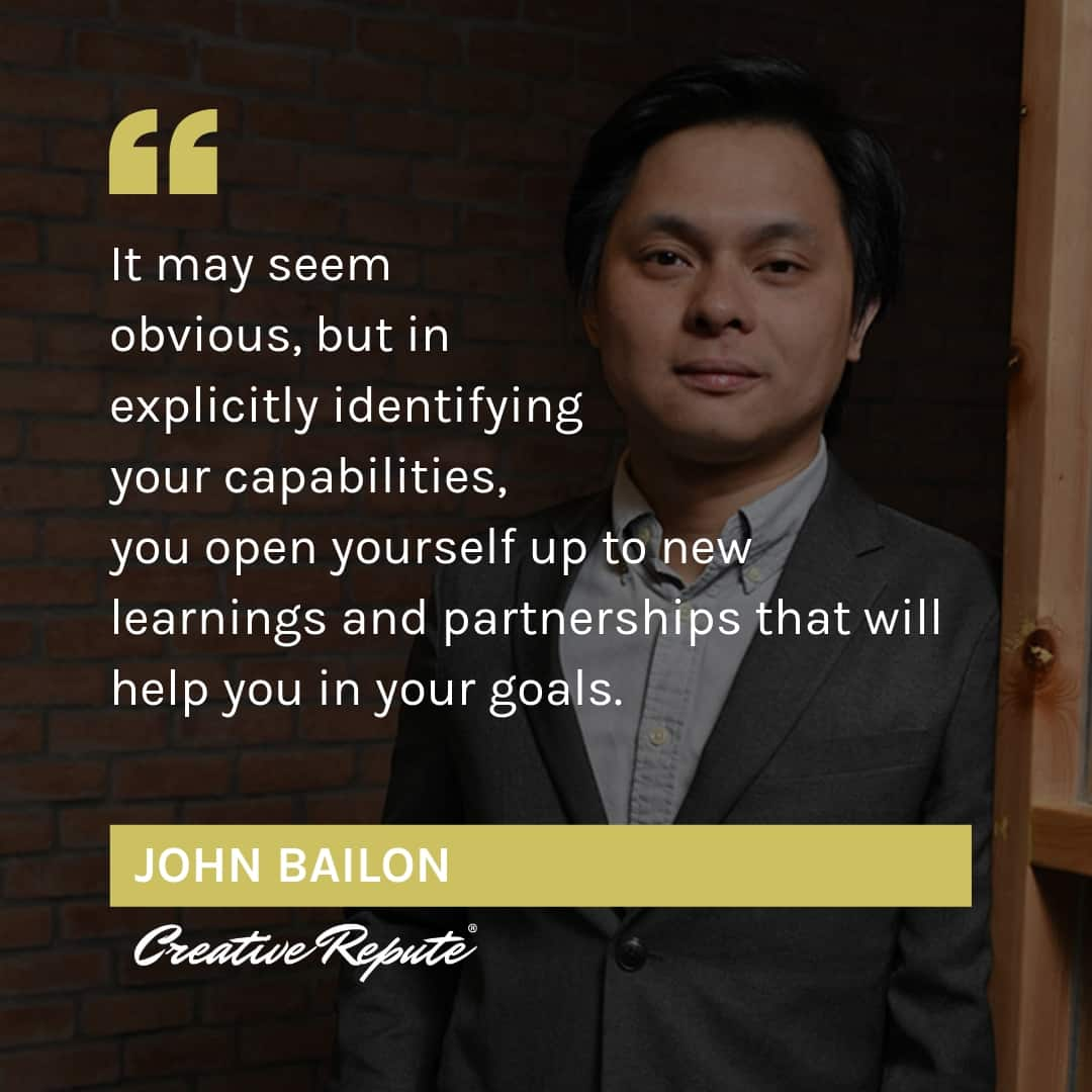 John Bailon quote