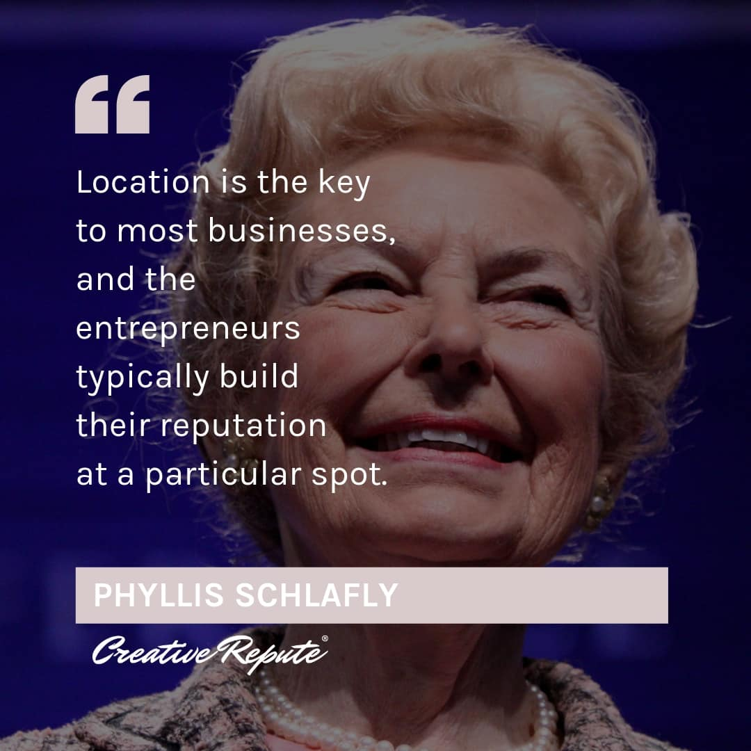 Phyllis Schlafly quote