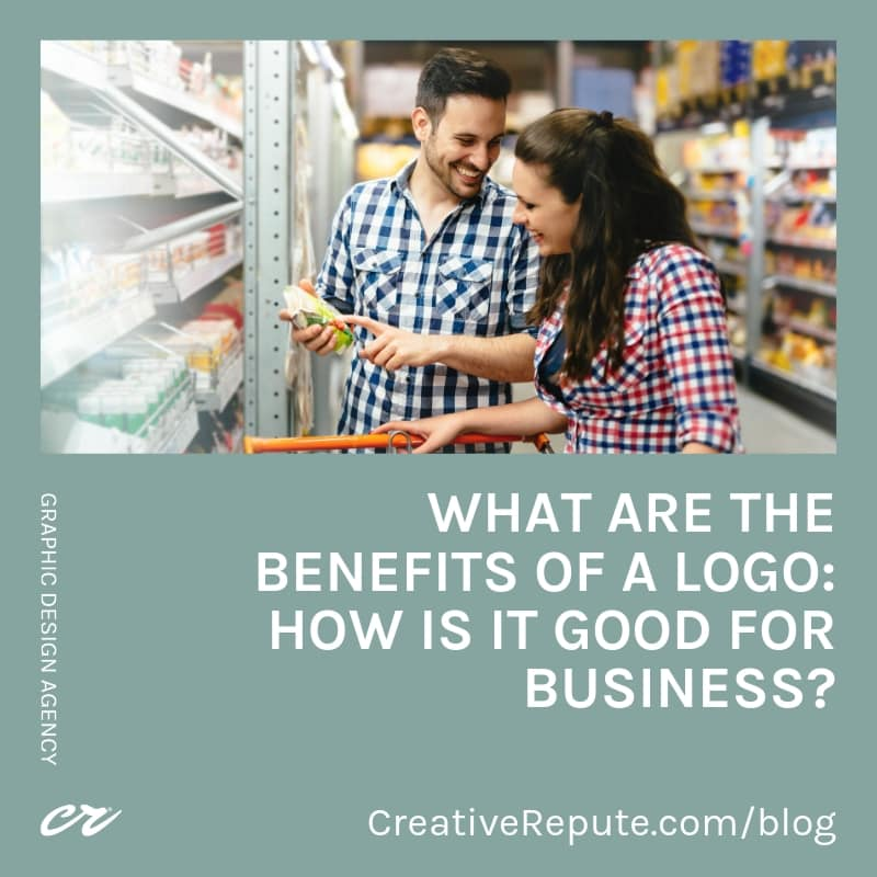 What are the benefits of a logo: How is it good for business?