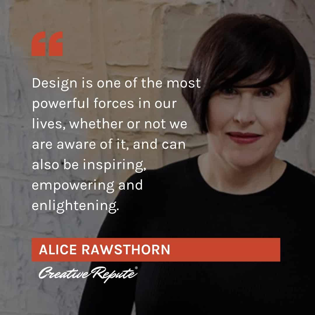 Alice Rawsthorn quote
