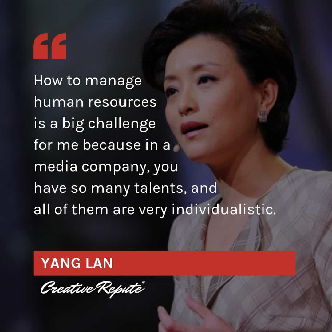 Yang Lan quote