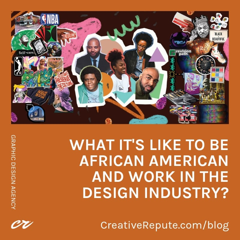 African American Working Design Industry