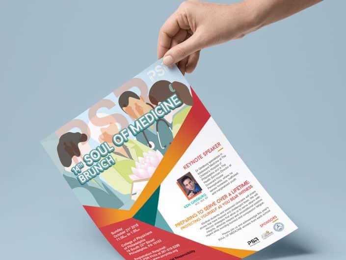 Flyer Design | Soul Of Medicine