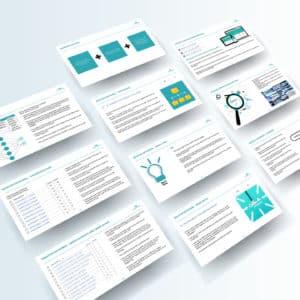 powerpoint slideshow digital network presentation graphic design