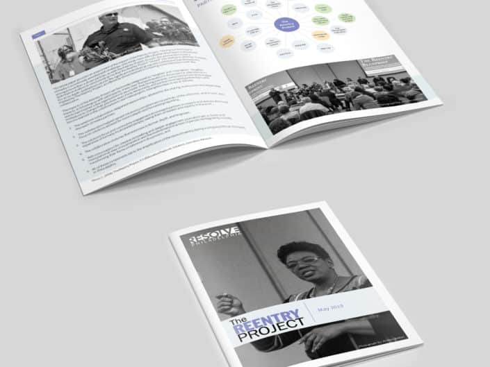 Report Design | Resolve Philadelphia