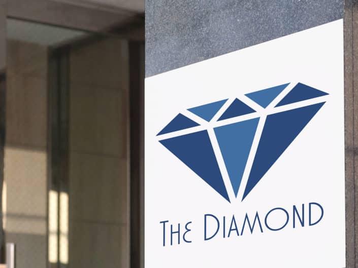 Logo Design | The Diamond