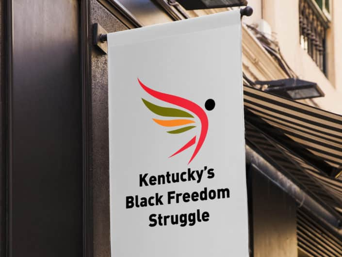 Logo Design | Kentucky's Black Freedom Struggle