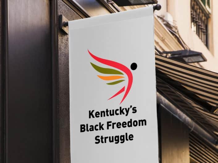 Logo Design | Kentucky's Black Freedom Struggle