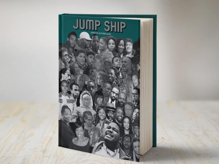 Book Cover Design | Jump Ship