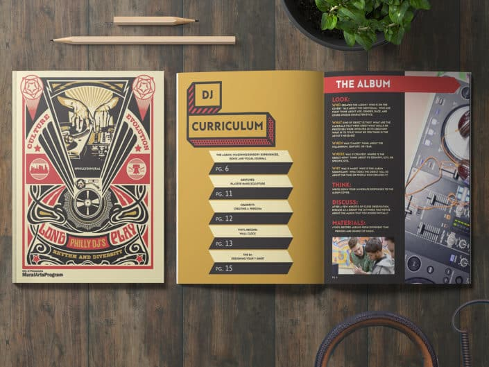 Curriculum Package Design | DJ Curricilum
