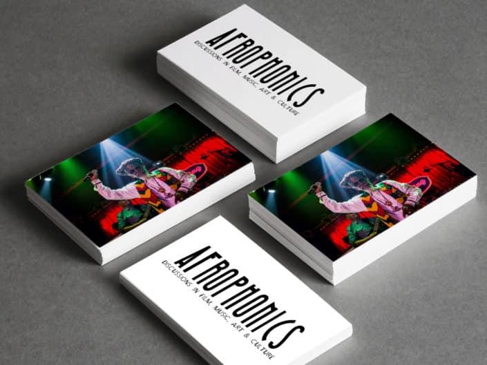 Logo Design | Afrophonics