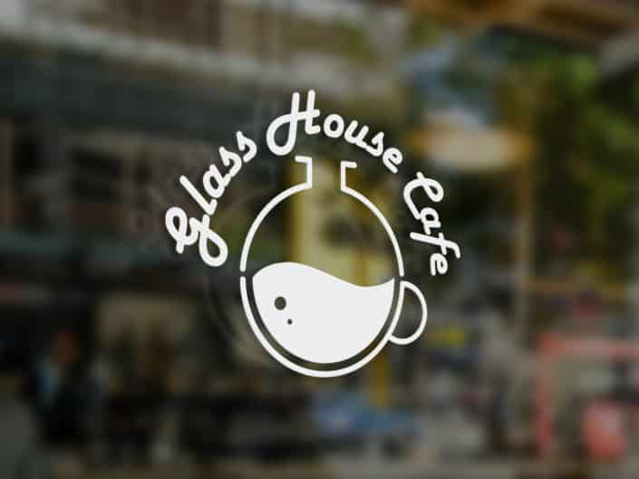 Logo Design | Glass House Cafe