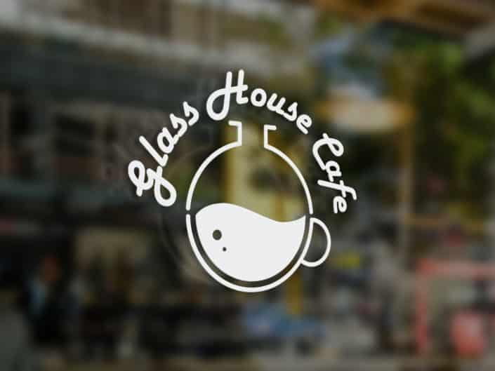 Logo Design | Glass House Cafe