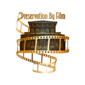 Preservation By Film logo