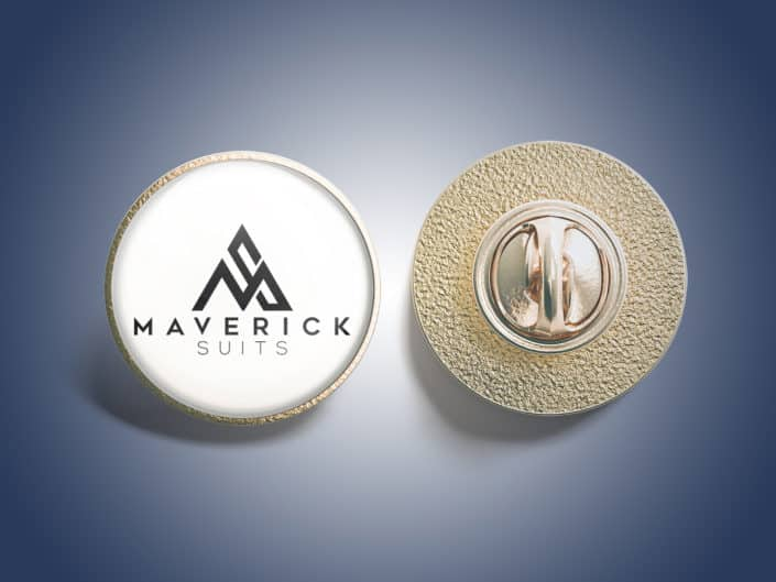 Logo Design | Maverick Suits