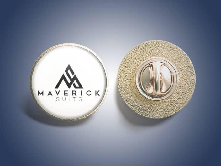 Logo Design | Maverick Suits