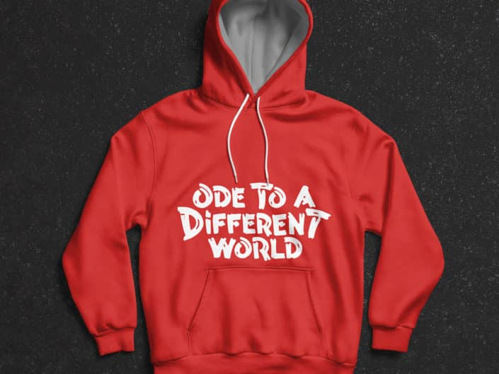 Logo Design | Ode To A Different World