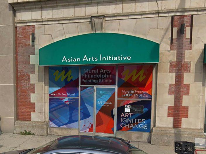 Signage Design   Mural Arts Philadelphia