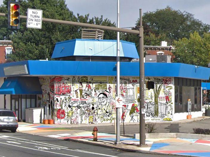Public Art   People's Emergency Center