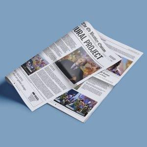 ed bradley edition newspaper design awards creative repute graphic design agency philadelphia significance portfolio items legacy contribution journalist balanced important