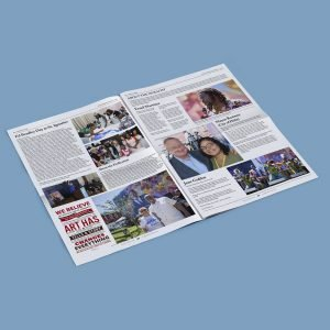 ed bradley newspaper layout mural arts philadelphia program project edition art ignites change introduction mockup believe jane golden