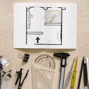 floor plan kentucky center for african american culture art photography setting blueprint