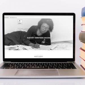 justice singleton website design project maya writer community events group la new orleans america journal blog
