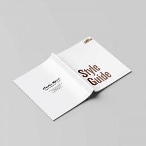 style guide logo mark maintain brand consistency graphic design agency example philadelphia logo brand locust st market street center city creative repute agency designer