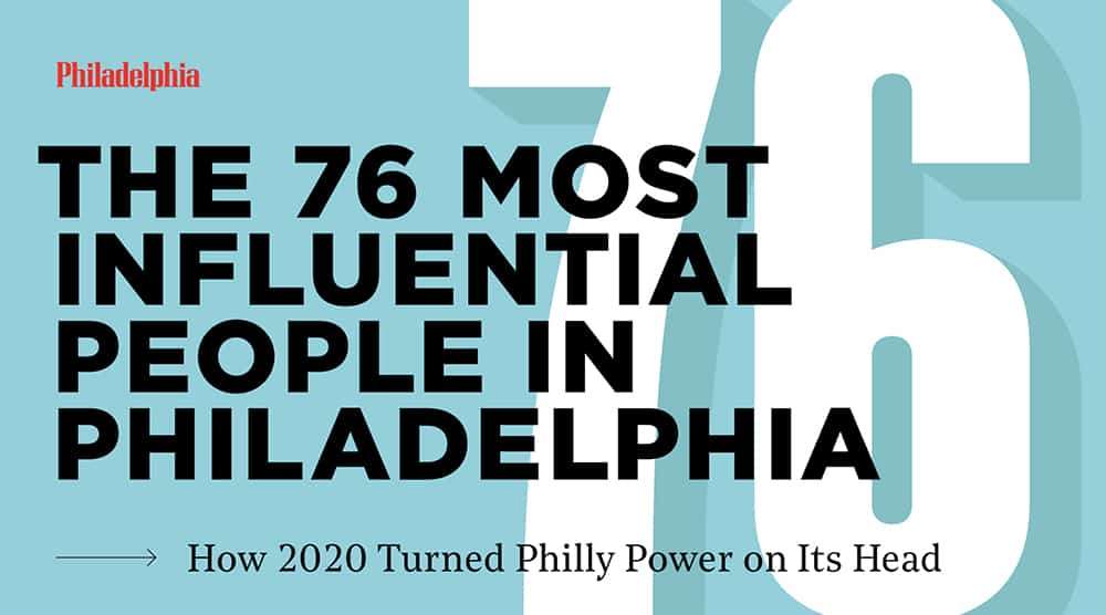 Philadelphia Magazine Power Article Nile Livingston Visual Mural Artist Influential People Philly Creative Repute Graphic Design Website Development Agency