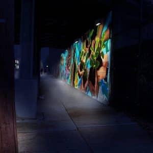 safe light walkway consultant advisors design rendering mock up lights plans